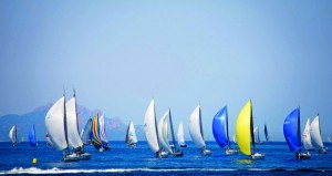 """بحاران من عُمان للإبحار يحتفيان بالنصر في سباق كأس """"رولكس جيراجليا"""" العريق"""