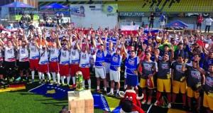 فريق كلية مجان لكرة القدم فى جاهزية تامة لبطولة نيمارجونيور العالمية بالبرازيل