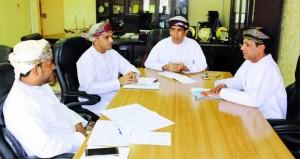 اللجنة المشرفة على معسكر شباب الأندية الثاني بجنوب الشرقية تناقش استعداداتها