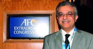 اتحاد الكرة الآسيوي يؤكد دعمه لتنظيم قطر مونديال2022