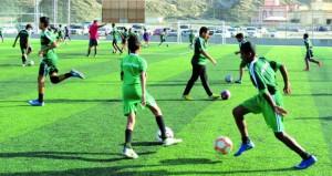 70لاعبًا تحتضنهم أكاديمية التفوق الرياضي تحت شعار(طريقك للاحتراف)