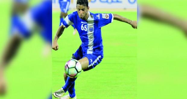 محمد الغساني ينتظر استلام مستحقاته المتأخرة من نادي الشباب