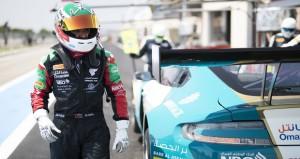 فريق عمان لسباقات السيارات يخطف الأضواء في سباق بلانك بان الأوروبية بفرنسا