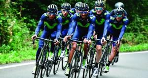 في سباق فرنسا للدراجات .. فروم البعيد عن مستواه لا يزال مرشحا ليكون أبرز المتسابقين