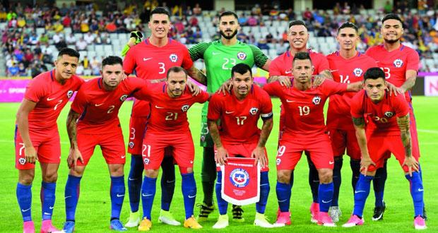 في كأس القارات2017: مواجهة أكثر من منتظرة بين سحرة البرتغال وصقور تشيلي للوصول إلى النهائي