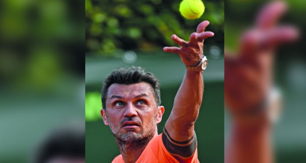 مالديني قد ينهي مسيرته في التنس
