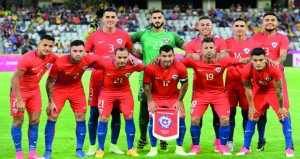 في بطولة كأس القارات..منتخب تشيلي عينه على تحقيق الإنجازات