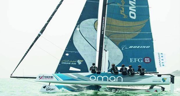 فريق قارب الطيران العُماني يتطلع لصعود سلم الترتيب في الجولة الثالثة بالبرتغال