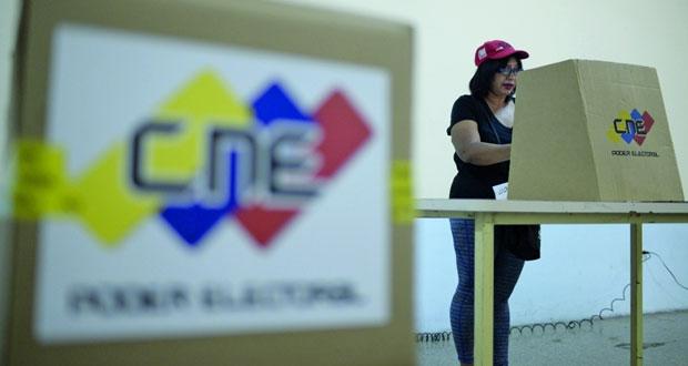 فنزويلا: المعارضة تنظم (استفتاء رمزي) ضد مشروع إنشاء جمعية تأسيسية