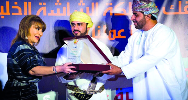 """فرقة مسرح عمان تكرم هدى حسين وتعرض """"بو لمعة"""""""