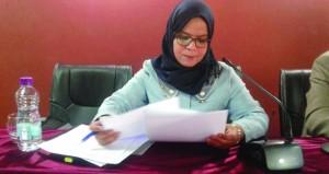 ندوة في عمّان عن الكتابة السردية والنقدية لدى المرأة الجزائرية
