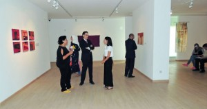معرض للفنانة المكسيكية فورتشيلا في عمّان