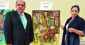 السلطنة تسجل حضورا فنيا في ختام فعاليات الحوار الدولي بلغة الفن بموسكو