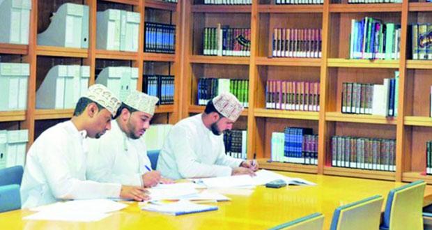 المكتبات في السلطنة .. مظلة ثقافية ومحراب علم لجميع فئات المجتمع