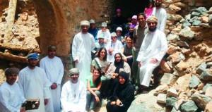 «السياحة» بالتعاون مع جامعة ليفربول تدرس التوظيف السياحي لقرية مسفاة العبريين