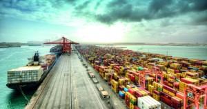 (أسياد) : 45% نموا لمناولة الحاويات في موانئ السلطنة