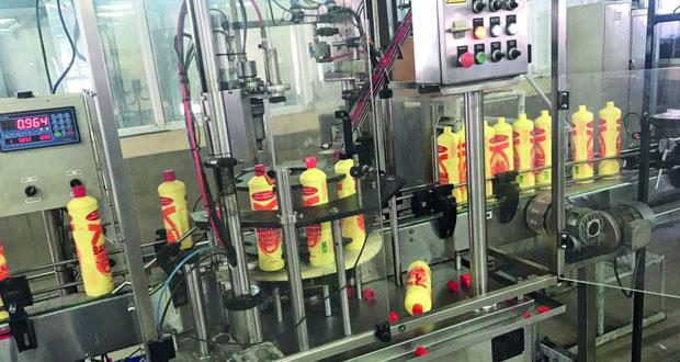 11.2 مليون ريال عماني قيمة مبيعات الوطنية للمنظفات الصناعية خلال النصف الأول