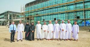 """""""تكاتف عمان"""" تكشف عن مشروعين لانشاء معهدي تدريب قيد التنفيذ"""