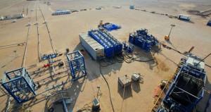 البحث عن الغاز .. رحلة استكشاف مهندسين عُمانيين في حقل خزان