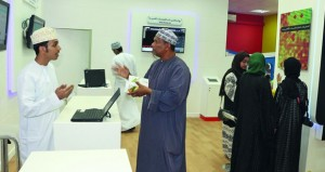 «تقنية المعلومات» تشارك في مهرجان صلالة السياحي