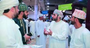 حضور لافت ومشاريع مبتكرة احتضنها معرض إنجاز عمان للشركات الطلابية 2017