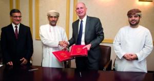 جامعة السلطان قابوس توقع اتفاقية تعاون مع شركة جاكوبس العالمية