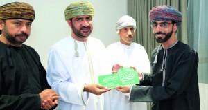 تكريم الجهات المنظمة والداعمة لاحتفالات ولاية صحار بالتشريف السامي