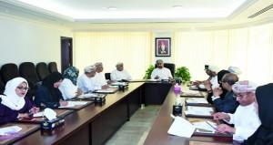 اجتماع لجنة متابعة تنفيذ اتفاقية حقوق الطفل