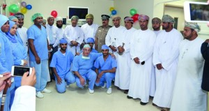 الاحتفال بتدشين مشروع أجهزة المناظير .. وإجراء 90 عملية للركبة خلال 5 أشهر بمستشفى ابراء