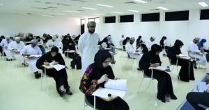 المجلس العماني للاختصاصات الطبية يجري امتحان نهاية السنة الأكاديمية للمجموعة الثانية