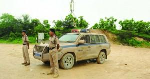 استعدادات قيادة شرطة محافظة ظفارلموسم خريف صلالة 2017م