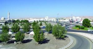 ولايات محافظة الظاهرة تنعم بمشاريع تنموية عظيمة في شتى المجالات