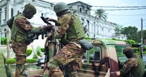 (دول الساحل) تبدأ نشر قوات مشتركة ضد (الارهاب)
