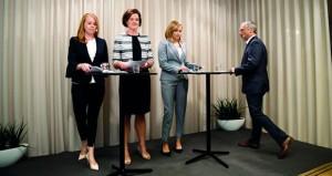 استقالة وزيرين في السويد بسبب (تسريب معلومات حساسة)