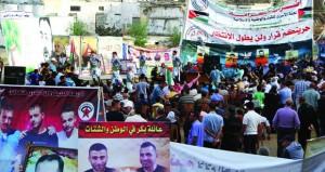 الاحتلال يمنع الزيارة عن أسرى حماس والأخيرة تحذر من توتر فـي السجون