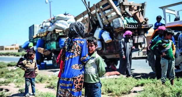 سوريا: الجيش يتقدم في دير الزور وريفي حماة والرقة