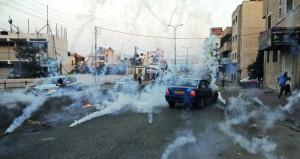 عدوان إسرائيلي على غزة بنيران المدفعية من البر و الأسلحة الآلية من البحر