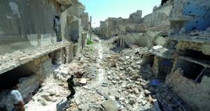 الجيش السوري يشن غارات على الإرهابيين بدير الزور ويقترب من آخر معاقلهم في حمص