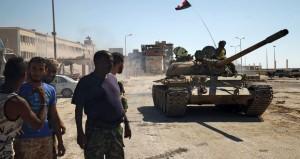 بعد حملة طويلة في بنغازي  .. حفتر يضع طرابلس نصب عينيه