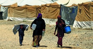 القوات العراقية تطلق عملية عسكرية لتطهير صحراء الأنبار من (داعش)