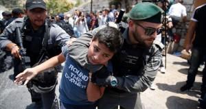 ارتفاع أعداد الأطفال بسجون الاحتلال إلى 400 معتقل
