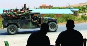 الجيش السوري يعلن وقفا لـ (الأعمال القتالية) بعدد من المناطق بريف دمشق