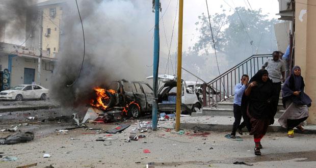 الصومال: كمين لـ(الشباب) يحصد العشرات من قوات (الأفريقي)