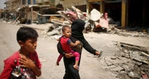 العراق: 60 دولة تعد بالمشاركة في (إعادة الاعمار) وأميركا تتعهد بـ(الفلوجة)