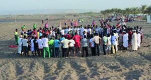 فعاليات الأيام المفتوحة بصيف الرياضة تجوب محافظات السلطنة