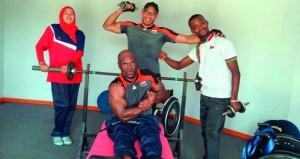 منتخبنا الوطني لذوي الإعاقة يواصل تدريباته بتونس