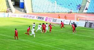منتخبنا الأولمبي لكرة القدم على بعد خطوة من الوصول إلى سور الصين العظيم