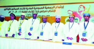 في مسلسل قضية اتحاد اليد.. البوسعيدي يطالب أعضاء المجلس الحالي بترك مناصبهم…!!!