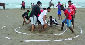 الأيام الرياضية المفتوحة مجال مفتوح للمشاركة في الفعاليات في أجواء مثالية