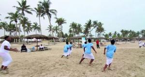 تنظيم العديد من فعاليات الرياضية ضمن برنامج شبابي بولاية طاقة
